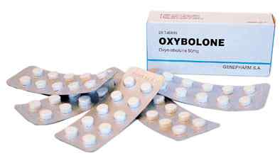 Oxybolone tablet